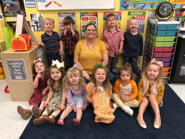 Toddler II Class